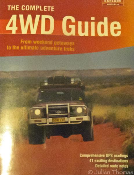 Explore Australia 4WD guide