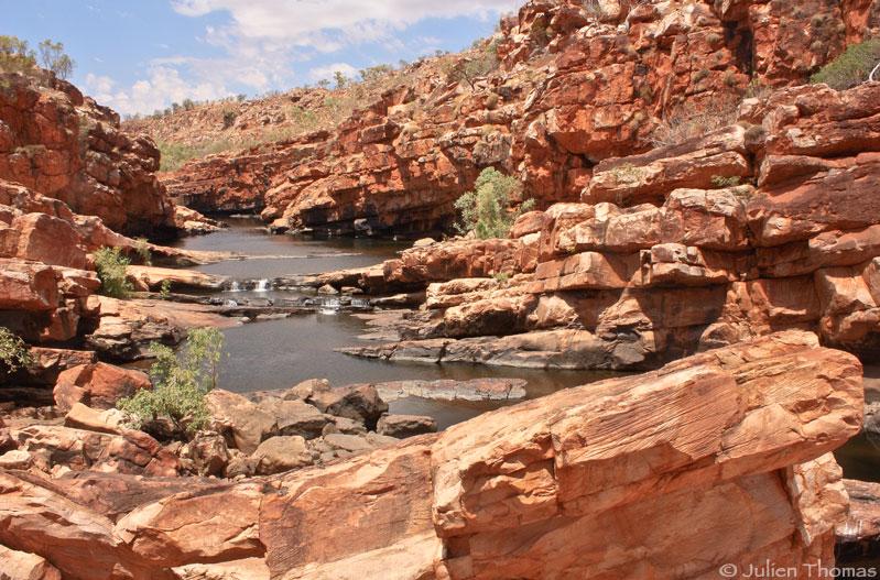 Mitchell falls gorge - Kimberley