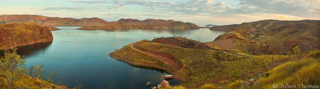 Lac Argyle - Région du Kimberley