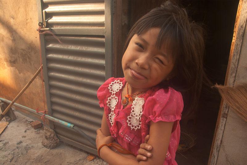 Yes ! Bien arrivé au Laos