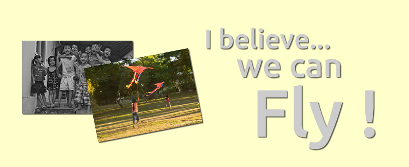I Believe we can Fly ! V.1