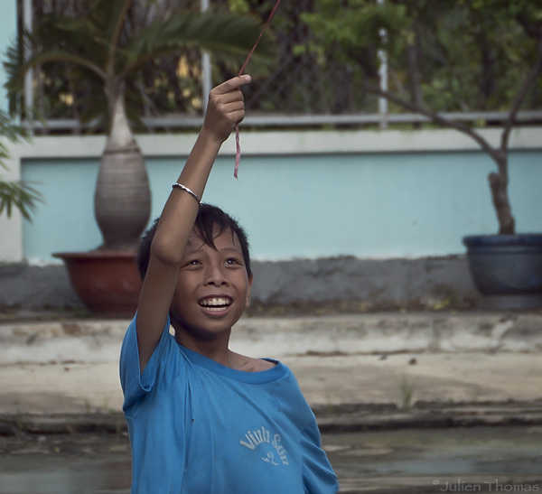 cerfs-volants Vietnam Maison Chance
