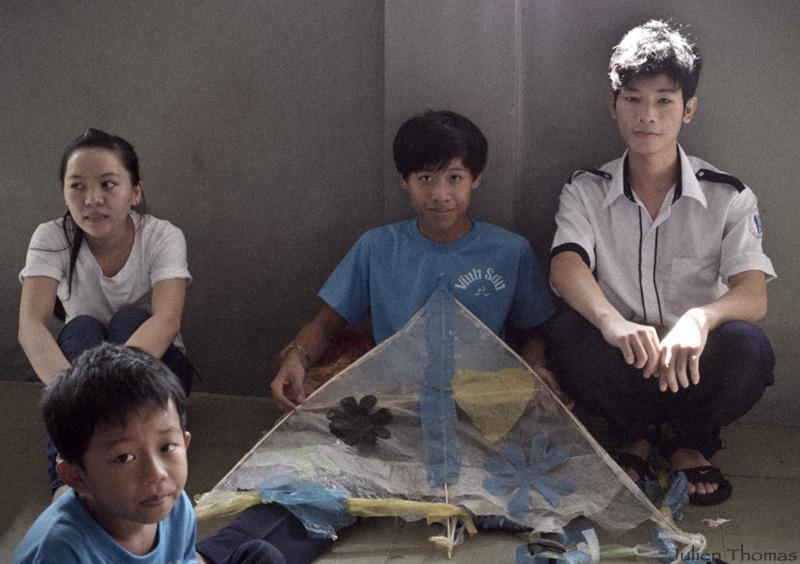 Vinh son cerfs-volant Vietnam