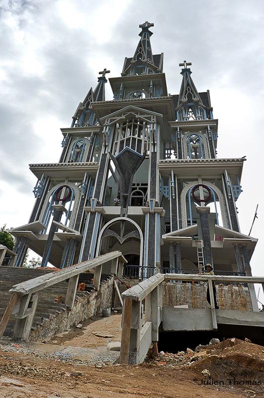 église Vietnam
