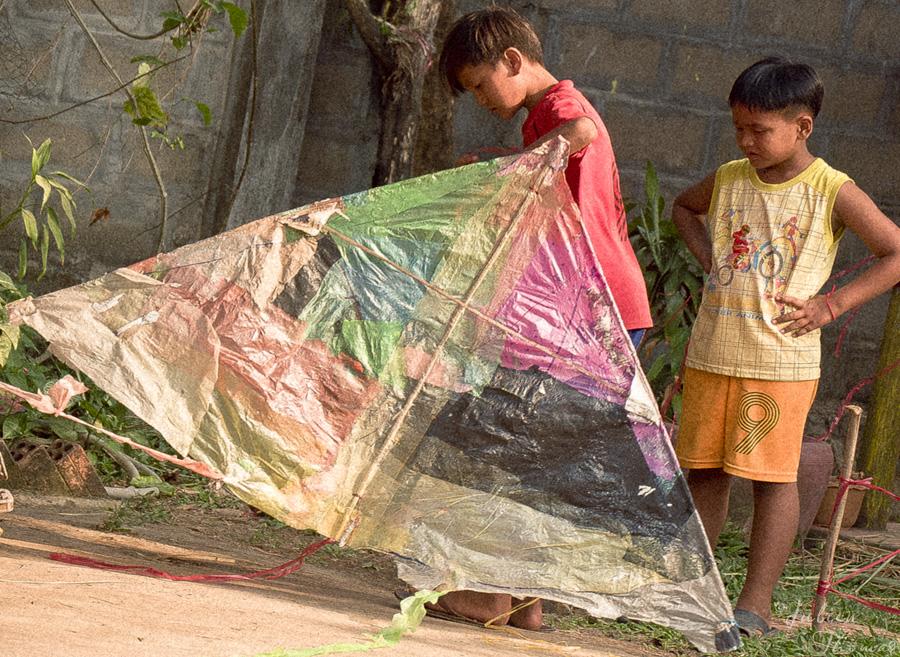 I Believe we can Fly,Julien Thomas,éco-ludique,deuxième vie matières plastiques,Cambodge