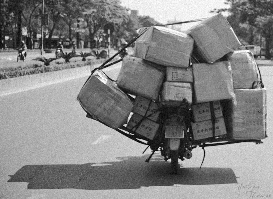 transporter des marchandises au vietnam