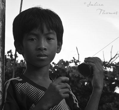 Orphelinat, Cambodge