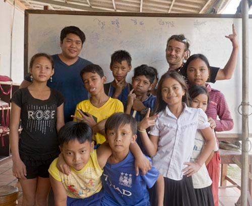 Via del Campo children school