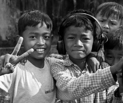 I Believe we can Fly, projet éco-ludique, école, Cambodge, Siahnoukville
