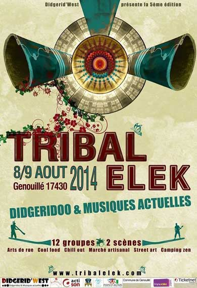 affiche-festival-tribal-elek-2014